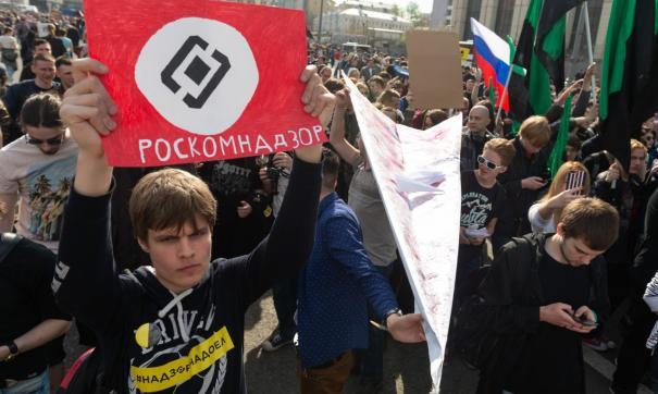 Закрытие в России крупнейшего мирового видеохостинга вызовет недовольство населения