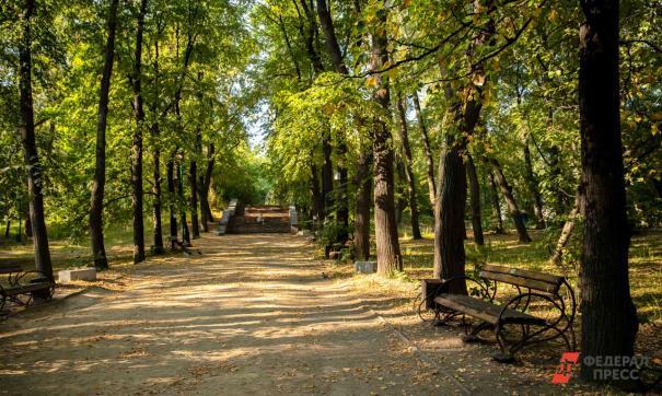 Новый парк планирую создать в Почаинском районе города