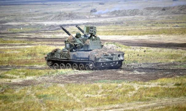 На учениях «Запад-2021» впервые применили боевых роботов «Уран-9» и «Нерехта»
