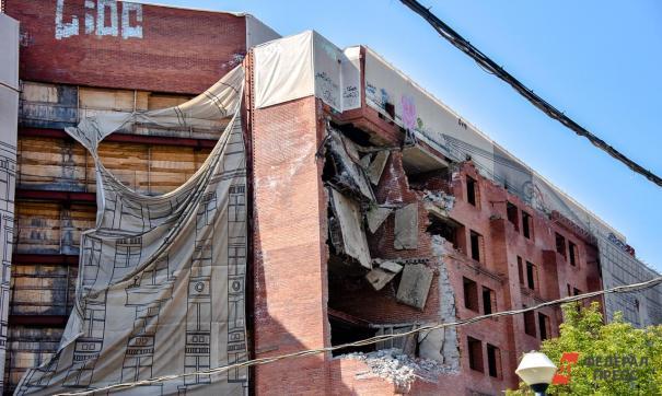 Сотрудники администрации города не могли назначить проверку домов, которые по факту были аварийными