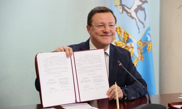 В Самарской области начнут строительство логистического центра крупного онлайн-ритейлера Wildberries