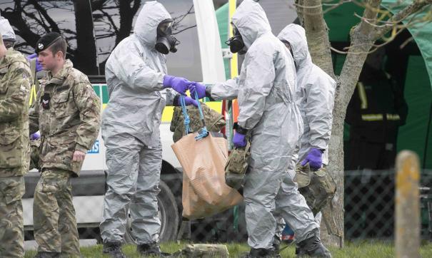 Великобритания призвала выдать троих подозреваемых в отравлении