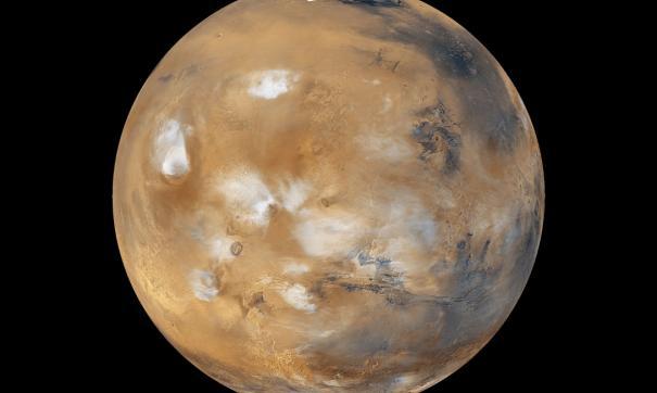 Когда-то Марс был богат водными ресурсами