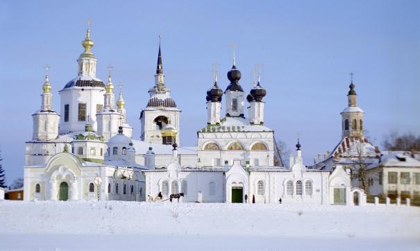 Великий Устюг – по праву считается самым новогодним городом России