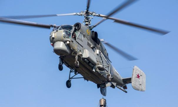 По информации СМИ, вертолет разбился