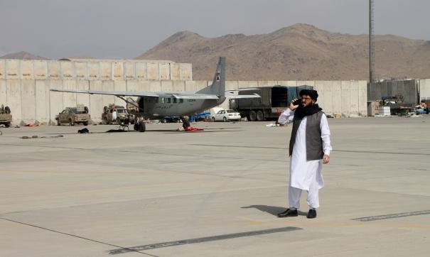 Катар и Турция оказали помощь в восстановлении работы кабульского аэропорта