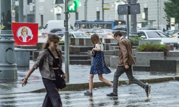 Не стоит пугаться прогнозов погоды о рекордных дождях