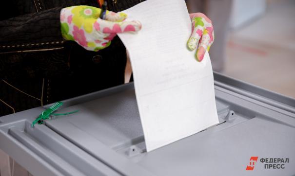 Сегодня первый день голосования на выборах в Госдуму
