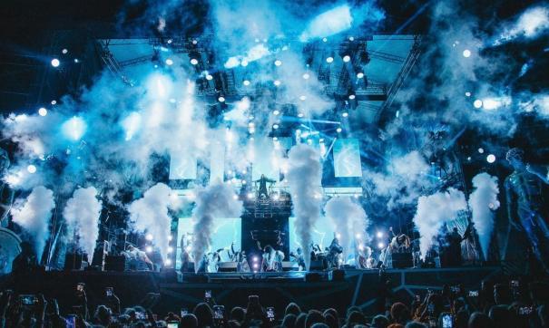 Фестиваль продлится до 12 сентября