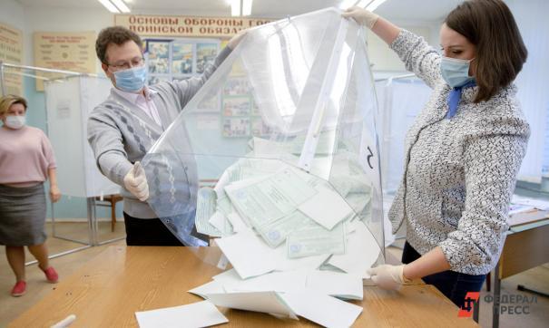 В большинстве регионов подсчитали более половины голосов