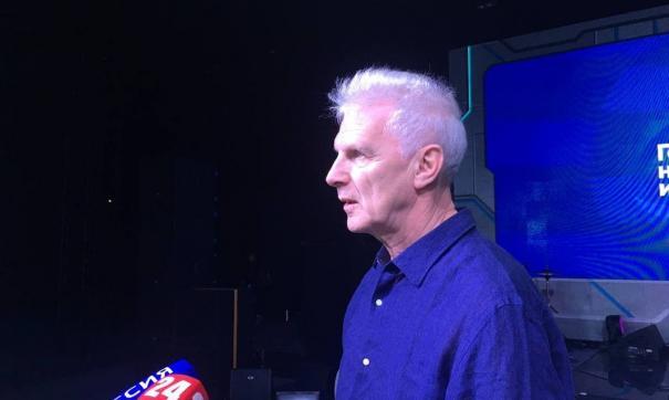 Андрей Фурсенко выступил на фестивале «Таврида.АРТ»