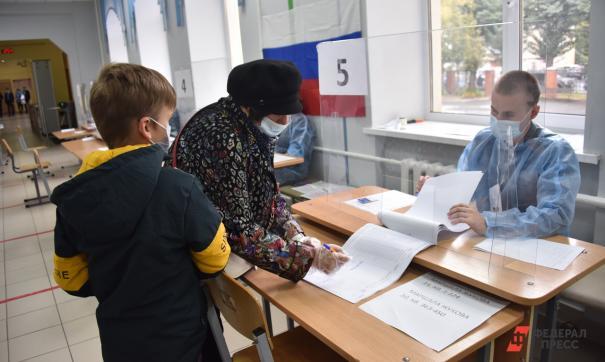 В целом выборы проходят организованно, отметил Брод