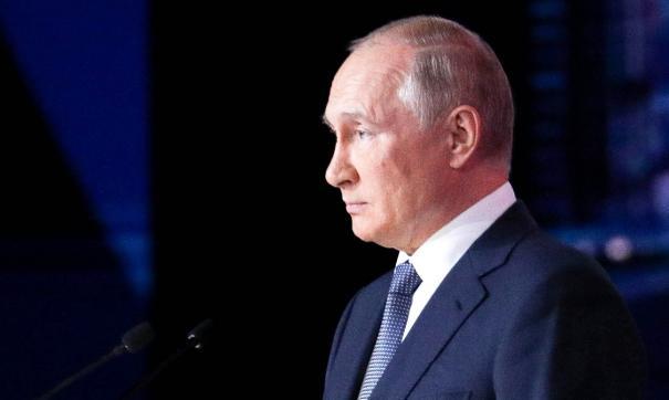 Владимир Путин прибыл в Нижегородскую область на военные учения