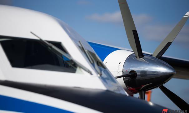 Самолет, на борту которого находились 16 человек, упал при повторном заходе на посадку