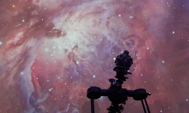 Новое оборудование планетария превосходит по качеству изображения большинство современных кинотеатров