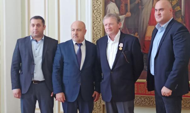 Борис Титов с нижегородскими предпринимателями