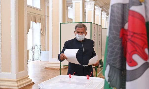 Президент Татарстана Минниханов
