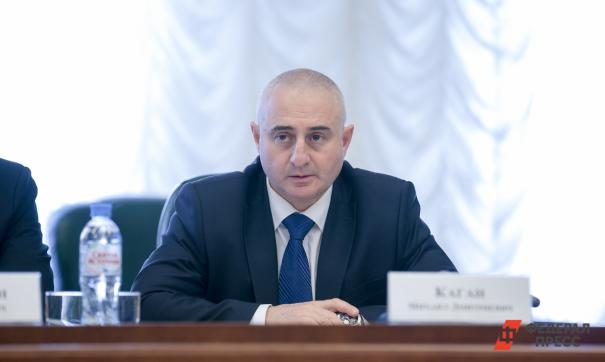 В Челябинской области сменится главный федеральный инспектор