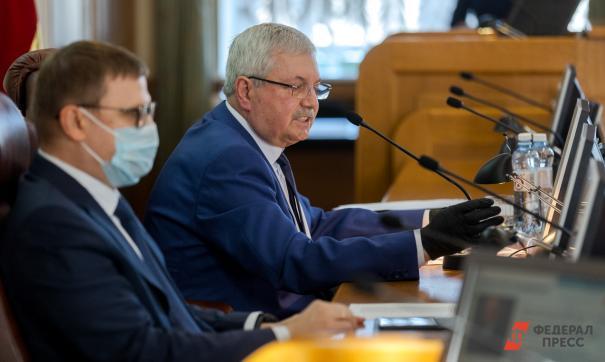 В Челябинске выбрали дополнительного депутата Заксобрания