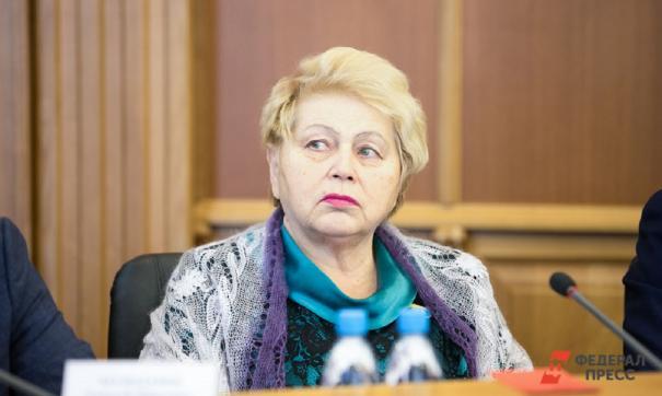 Место Галины Арбузовой заняла Любовь Боркова