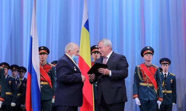 Александр Бондаренко и Василий Голубев