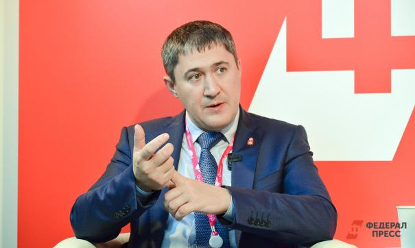 Губернатор Пермского края Дмитрий Махонин