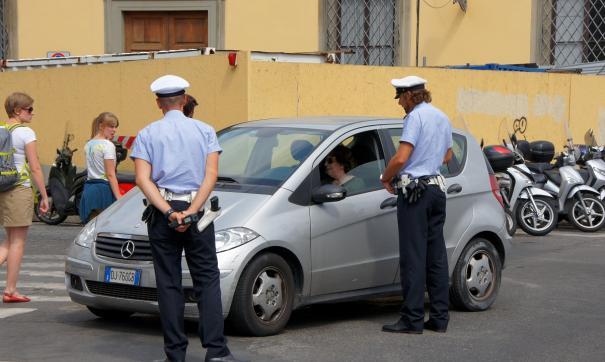 Итальянские полицейские задержали лидера ОПС «Уралмаш»