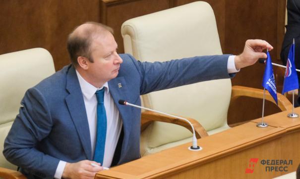 Виктор Шептий прокомментировал итоги выборов