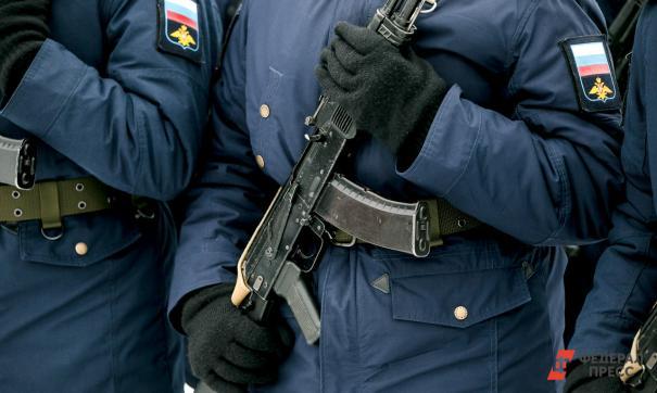 В Свердловской области нашли автомат сбежавшего срочника