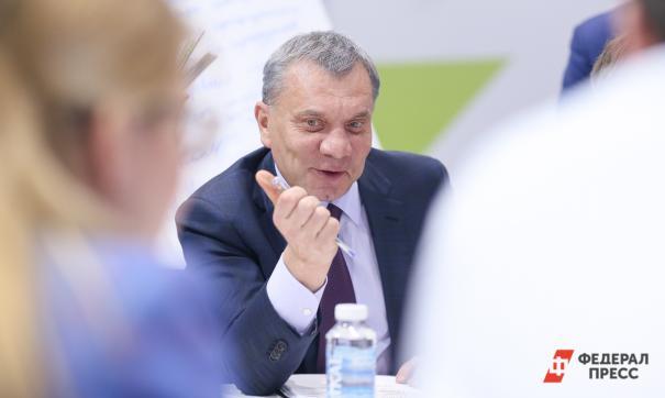 Юрий Борисов будет общаться с губернаторами из Москвы