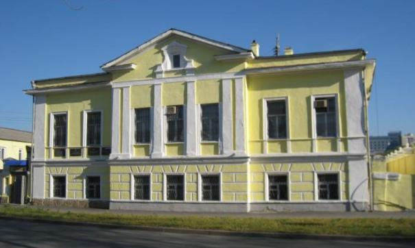 Усадьба расположена недалеко от полпредства президента в УрФО