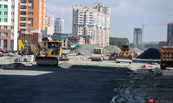 На кредитные деньги появятся новые улицы и трамвайная ветка