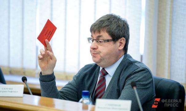 Дмитрий Сергин возмутился строительством дачи в зоне отдыха