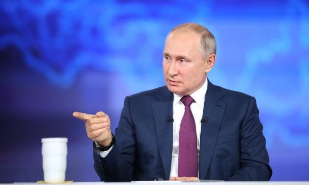 Путин объяснил, чья заслуга в низких ценах за газ для Германии