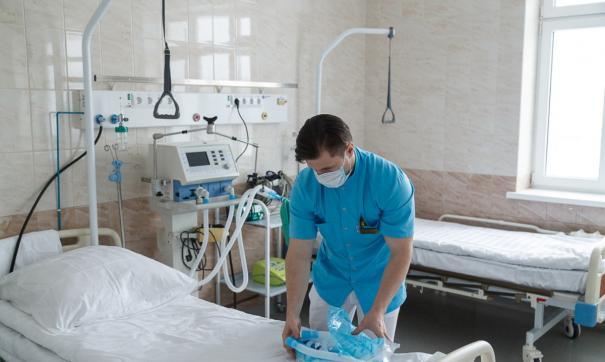 В Новосибирской области могут развернуть до 6 тысяч коек для коронавирусных больных