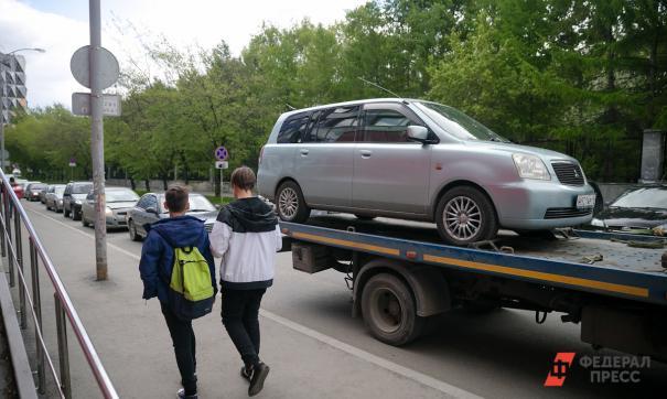 Машины, изъятые за повторную пьяную езду, будут находиться на штрафстоянке до решения суда
