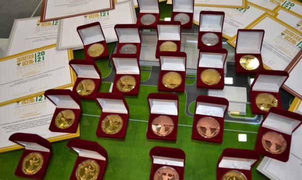 Нижегородские предприятия завоевали 115 медалей