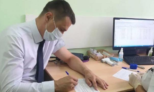 По словам Максима Забелина, рост заболеваемости связан с началом учебного года