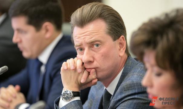 Челябинского депутата Бурматова наградили грамотой от Путина