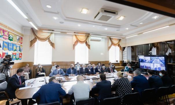 Депутаты челябинского Заксобрания обсудили вопросы газификации региона