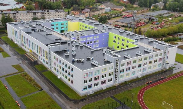 Школа в ЖК Арсенал в Перми