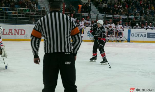 Хоккей всегда был визитной карточкой Первоуральска