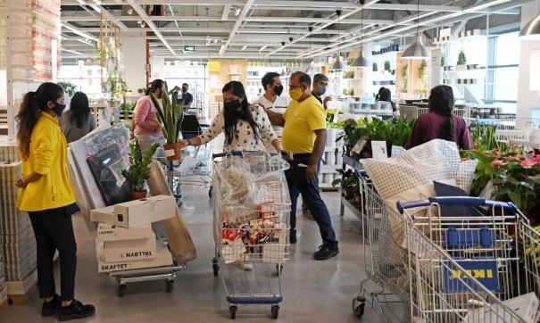IKEA начала привозить только популярные товары