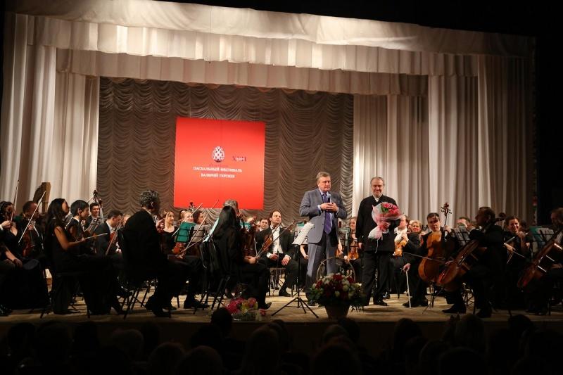 Валерий Гергиев готов поддержать оперные сезоны вАрхангельске