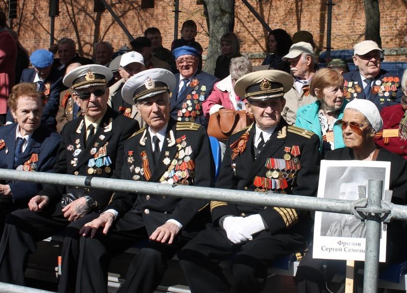 ВНижнем Новгороде в«Бессмертном полку» прошли около 30 тыс. человек