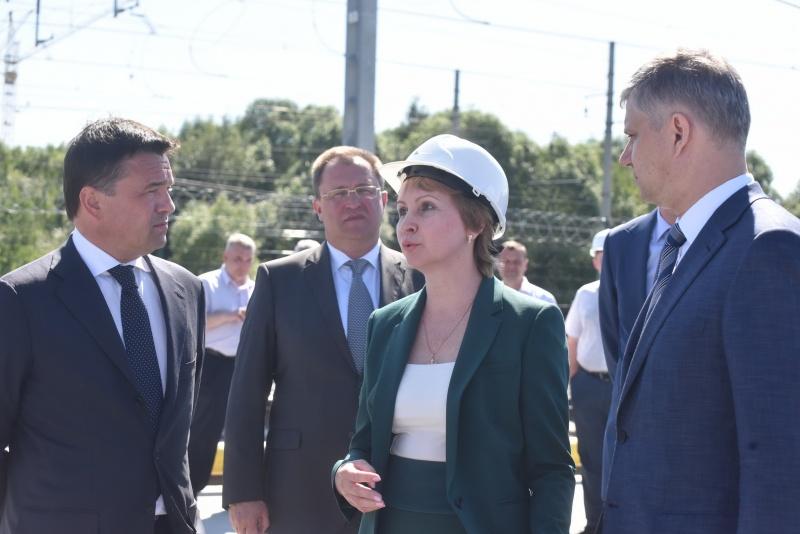 1-ый пусковой комплекс ТЛЦ «Восточный» запустили вБогородском округе