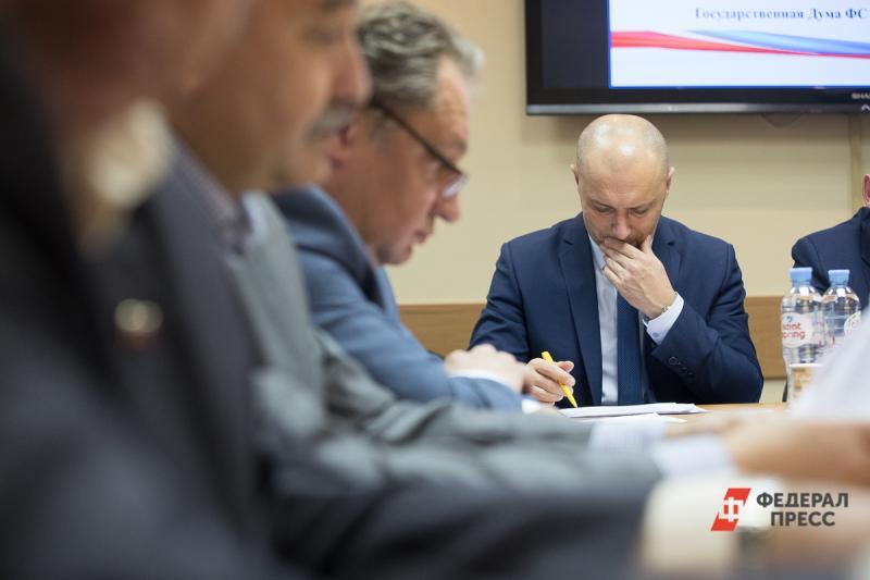 По словам Александра Старовойтова, надо снижать излишнюю нагрузку на компании