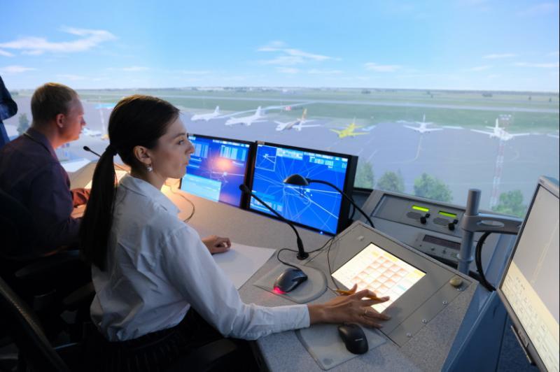 Новый центр полетов