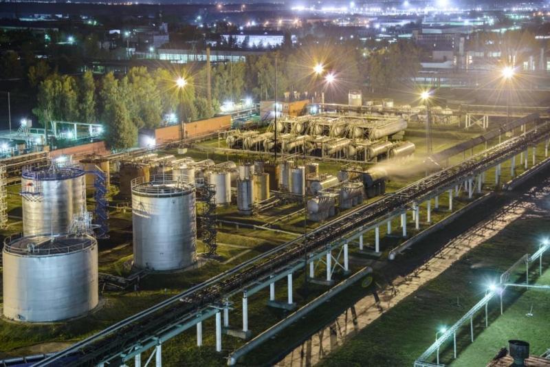 Завод Титан