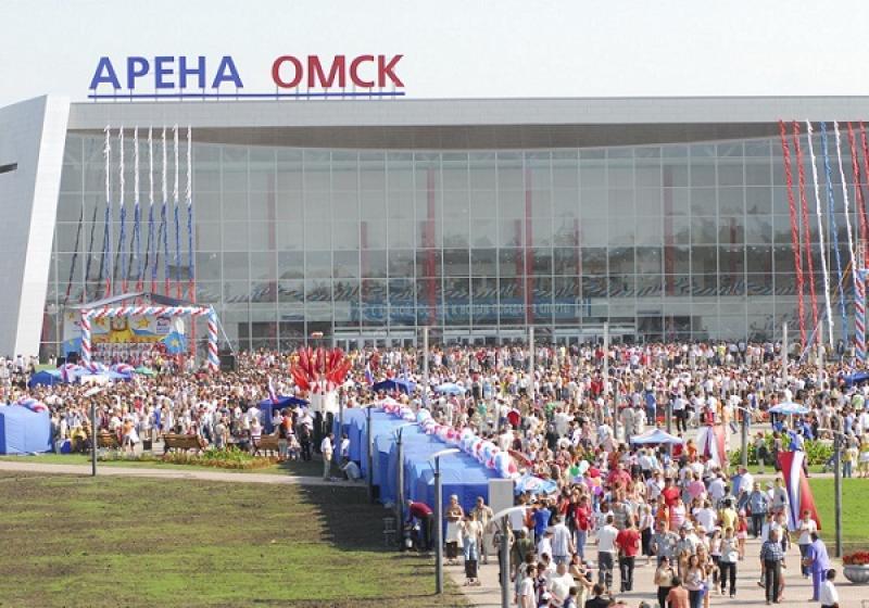 Арена-Омск